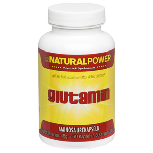 Natural Power Glutamin Review