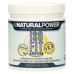 Natural Power ISO Fit Review