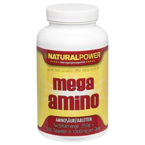 Natural Power Mega Amino Review