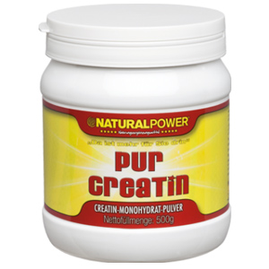 Natural Power Pure Creatine Review