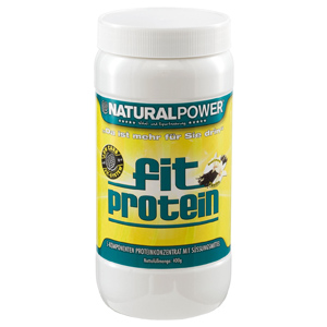 Natural Power Fit Protein Review