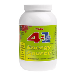 High5 Energy Source 4:1 Review