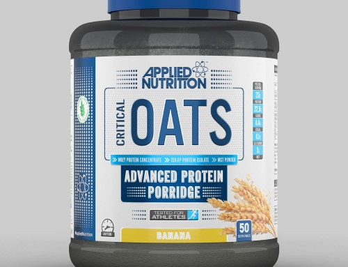 Applied Nutrition Critical Oats