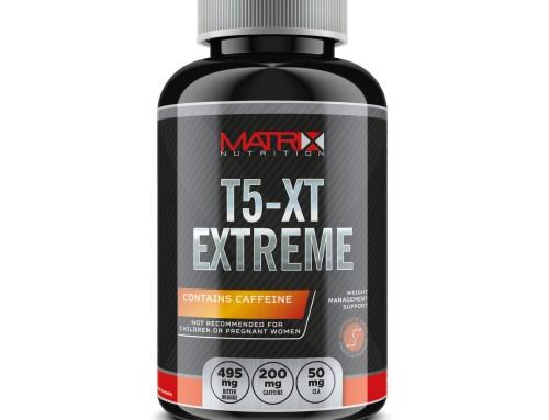 Matrix Nutrition T5-XT Extreme Fat Burner